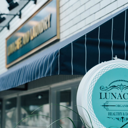 LUNA CAFE 限定オープンイメージ